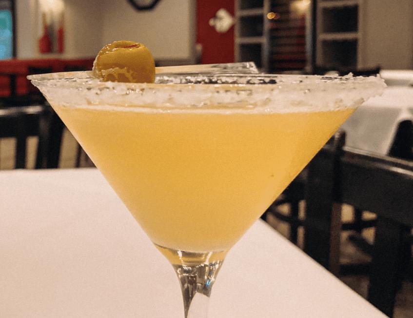 Craig's Mexican Martini