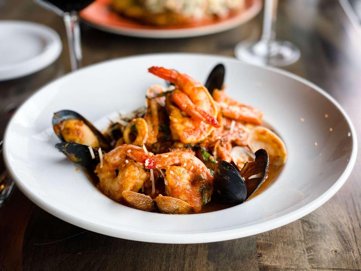 Chef's Seafood Di Mare