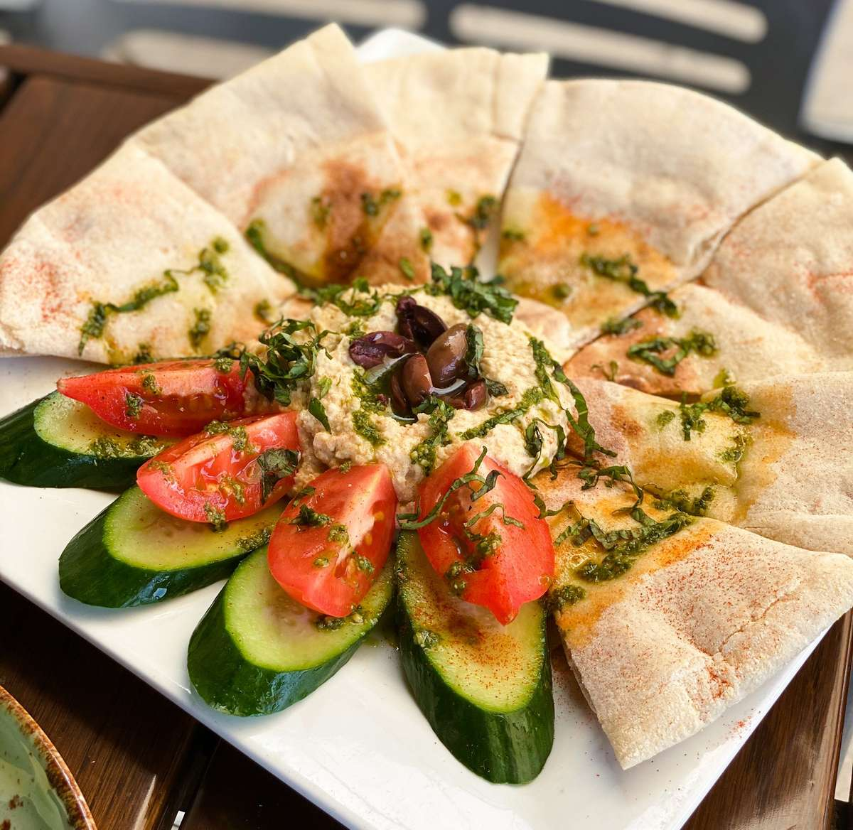 (T.H.E.) Hummus