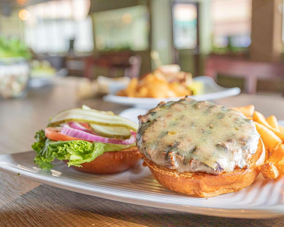 The Sundial Burger