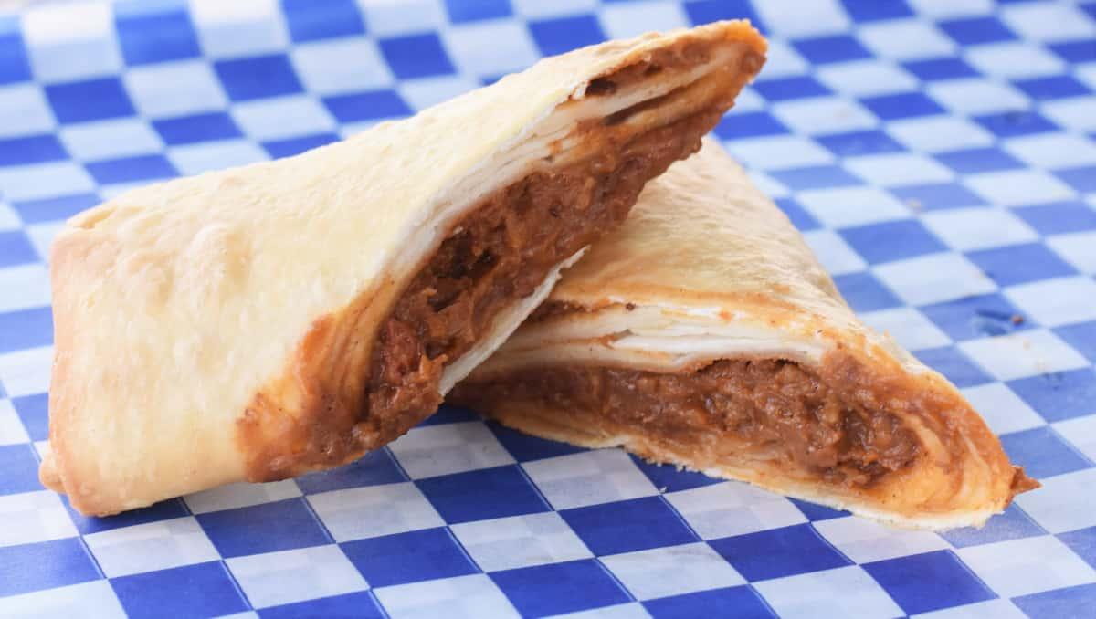 Fried Burrito