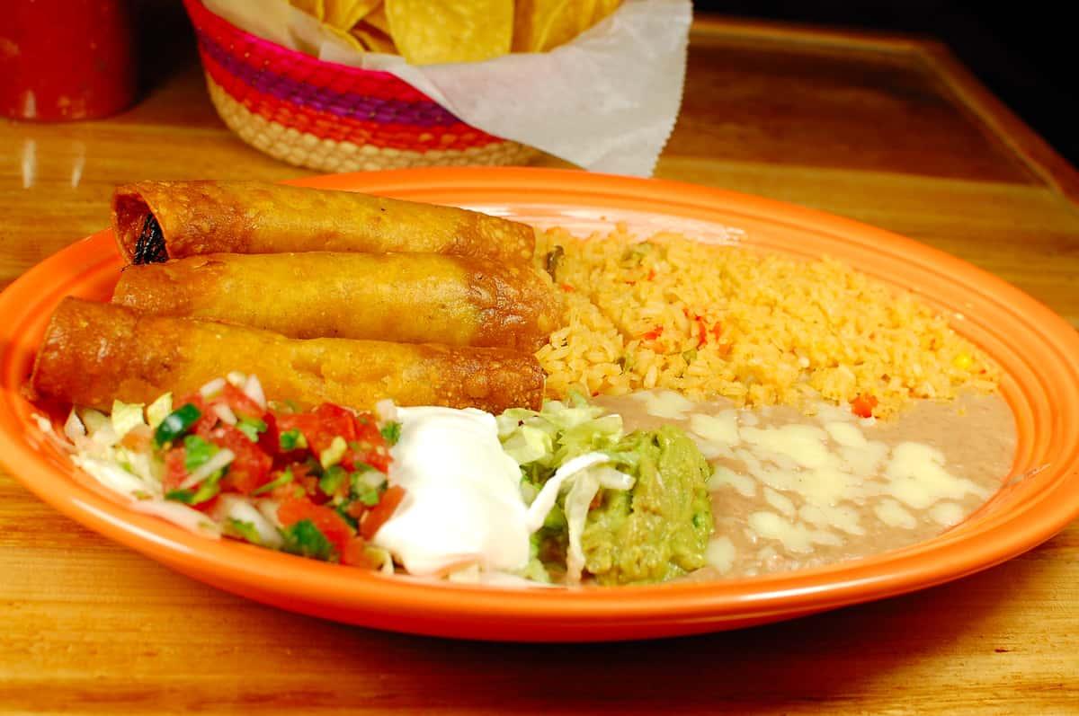 Taquitos Mexicanos