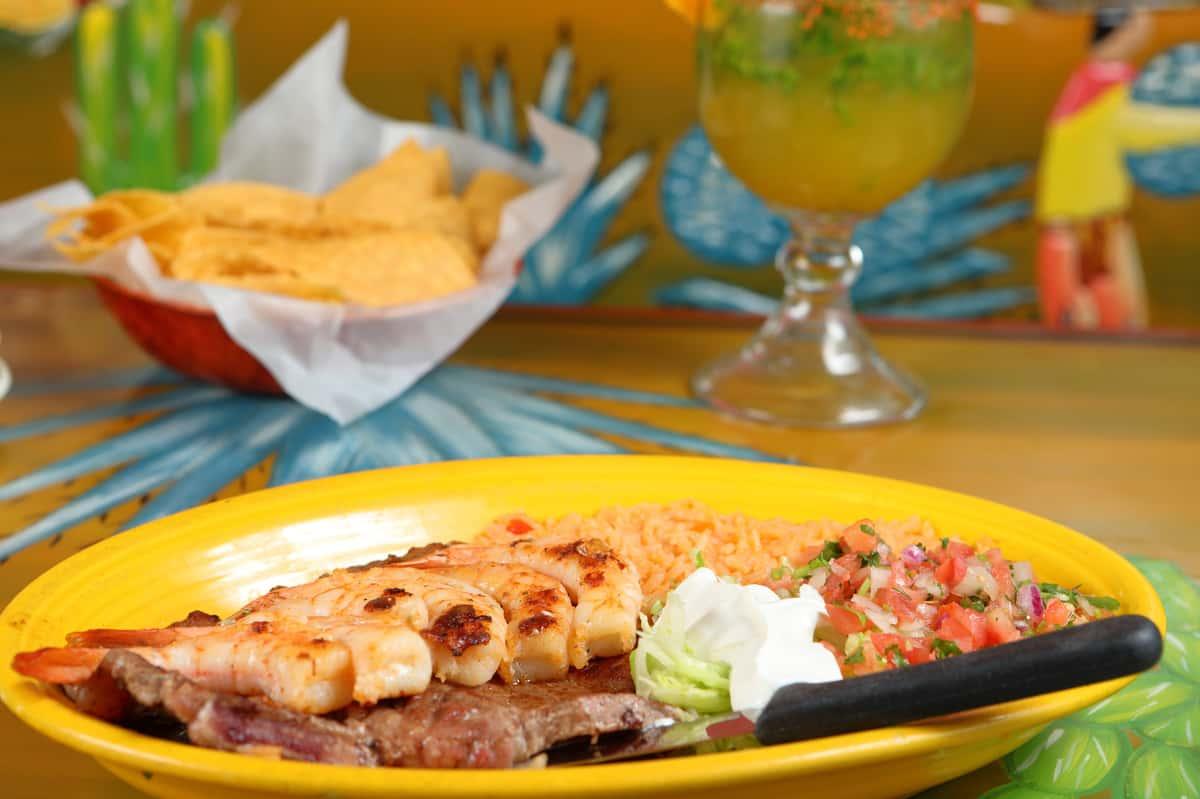 Patrón Steak and Camaron