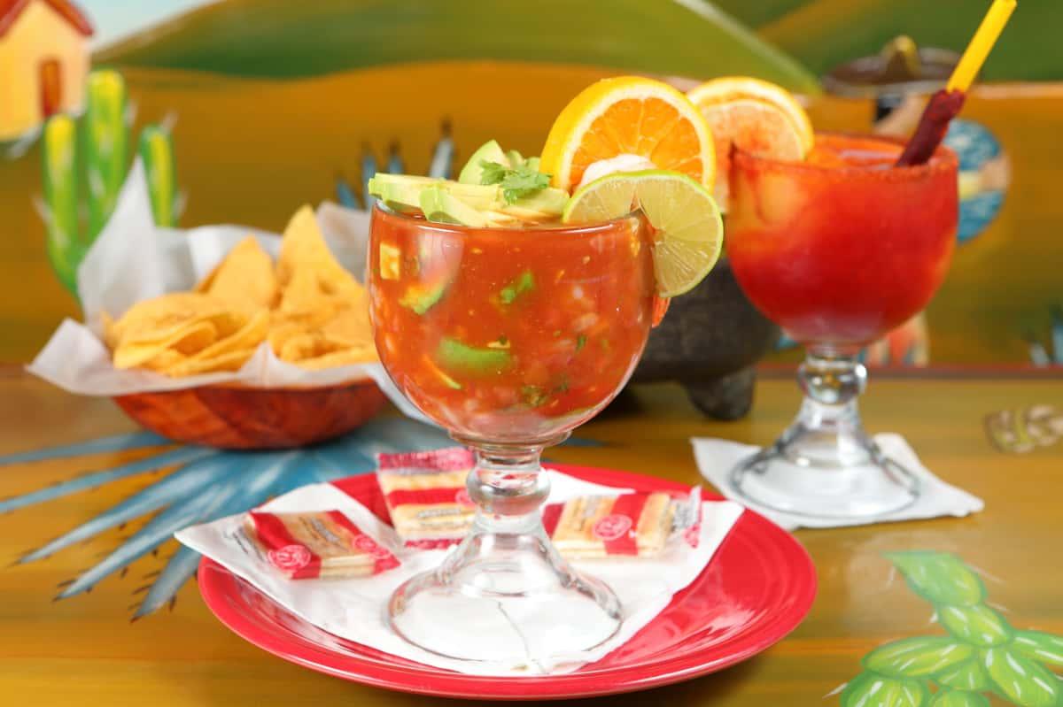 Patrón Shrimp Cocktail