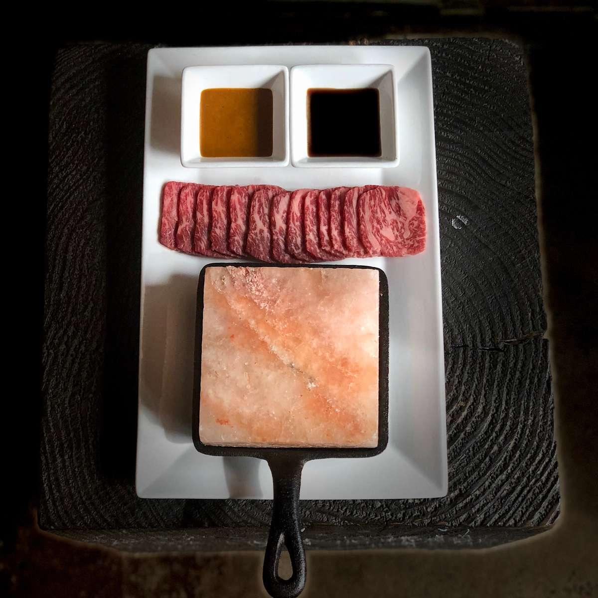 Wagyu Beef Tataki*