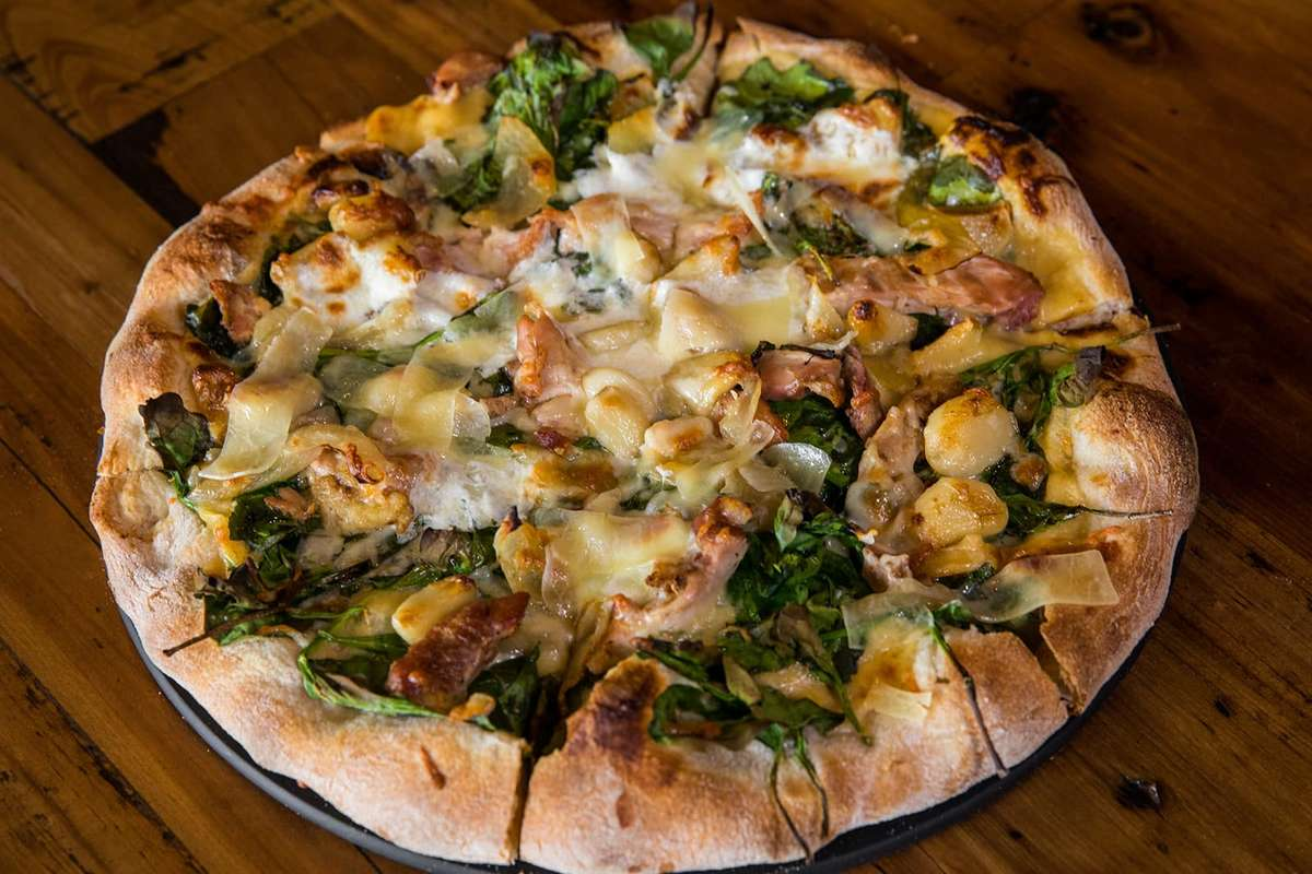 spin shady pizza