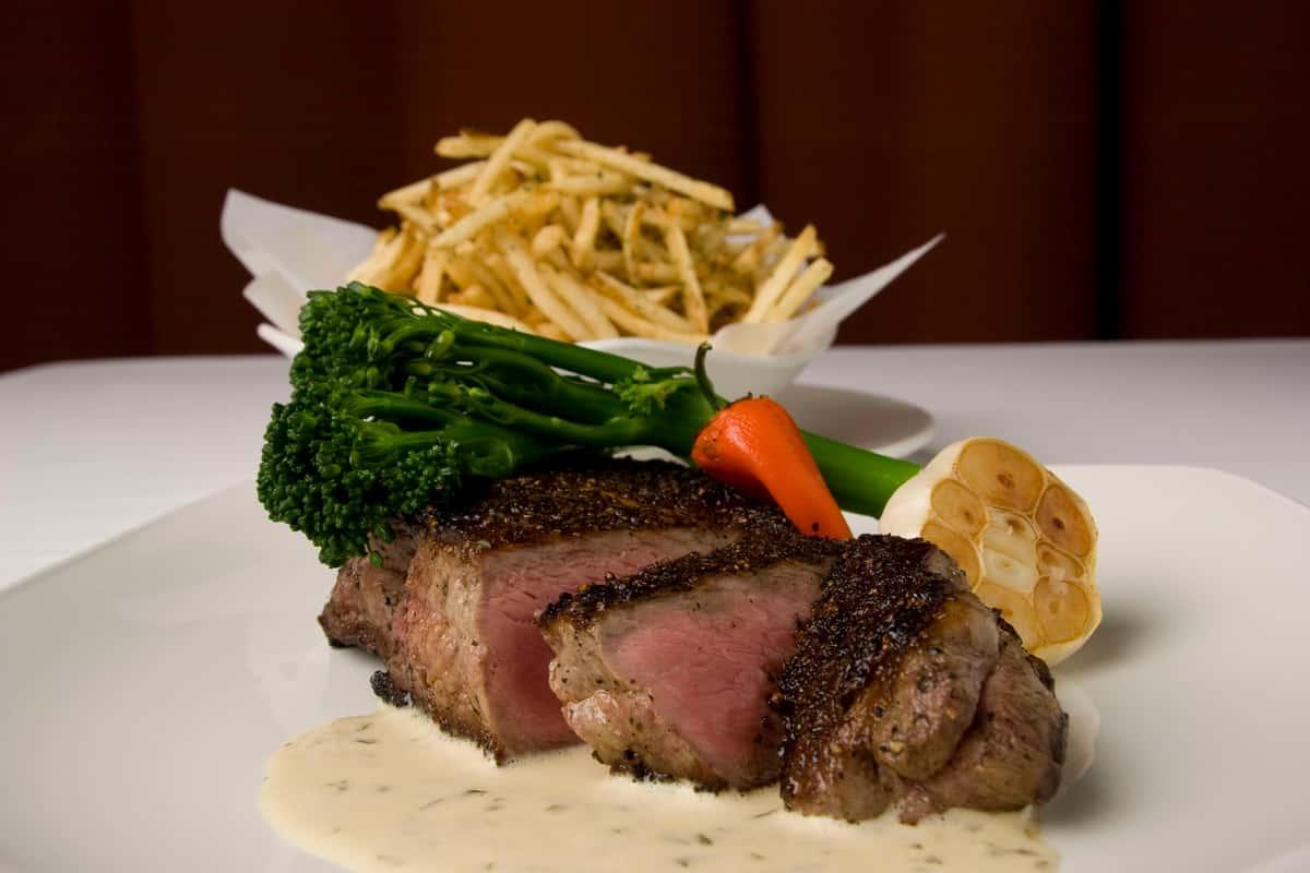 "New York ""Steak Frites"""