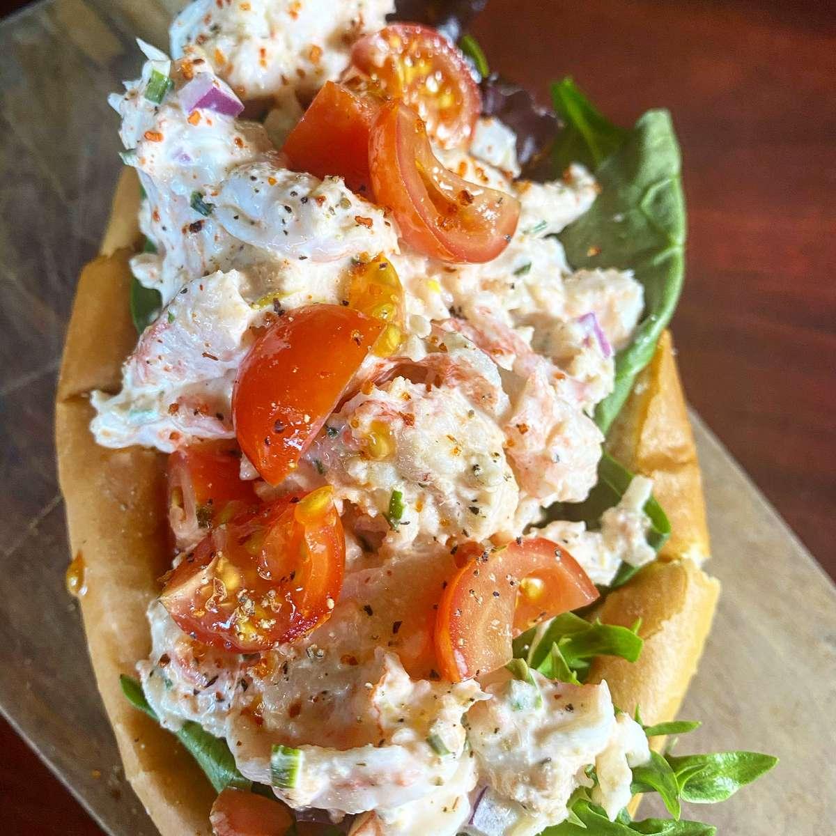Shrimp & Lobster Roll