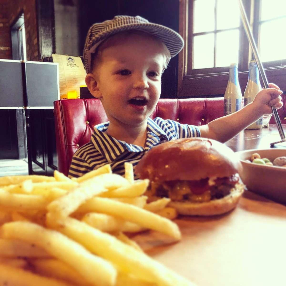 HX Burger