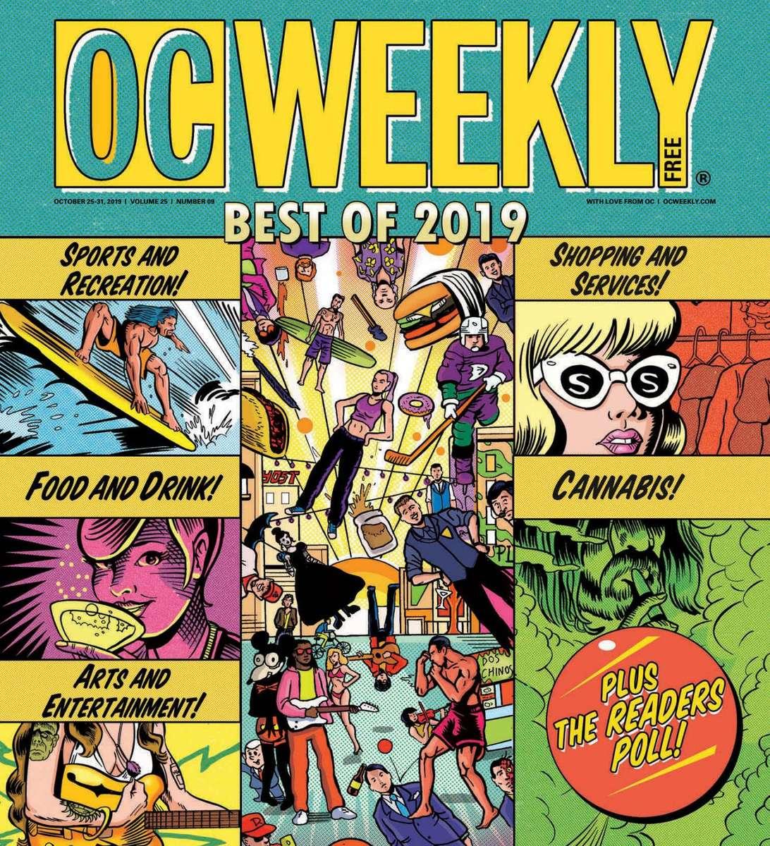 OC Weekly Best Rock Club OC Tavern