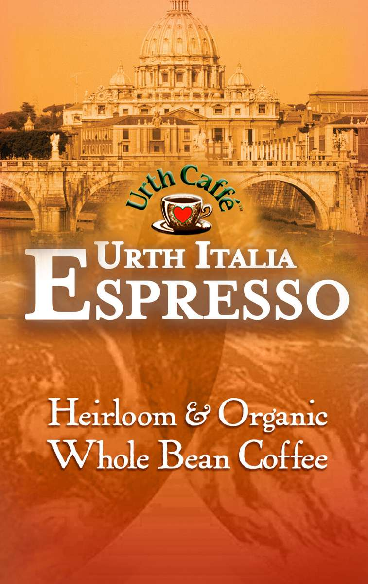 Bag of Urth Italia Espresso