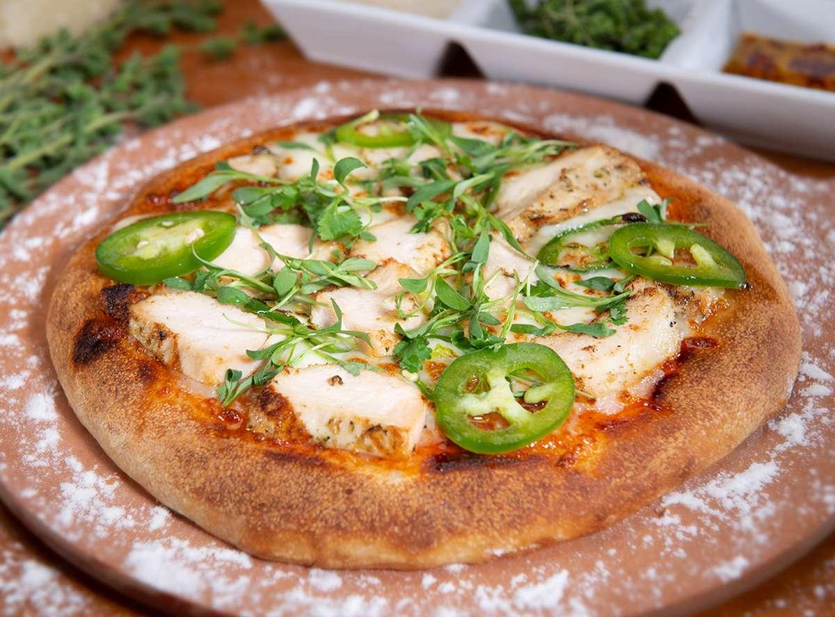 Pizza El Diablo