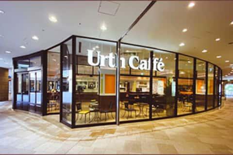 Namba Park Urth Caffe