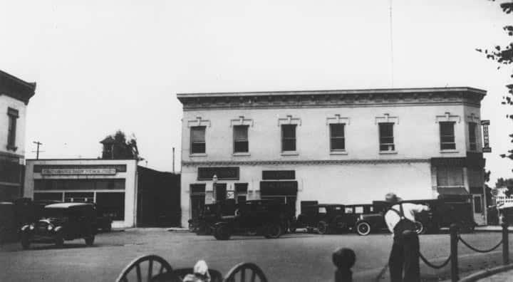 1908 building