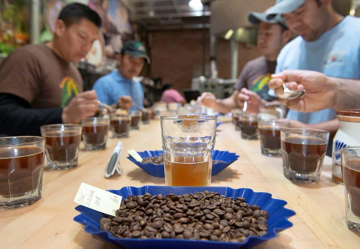 The Urth Caffé
