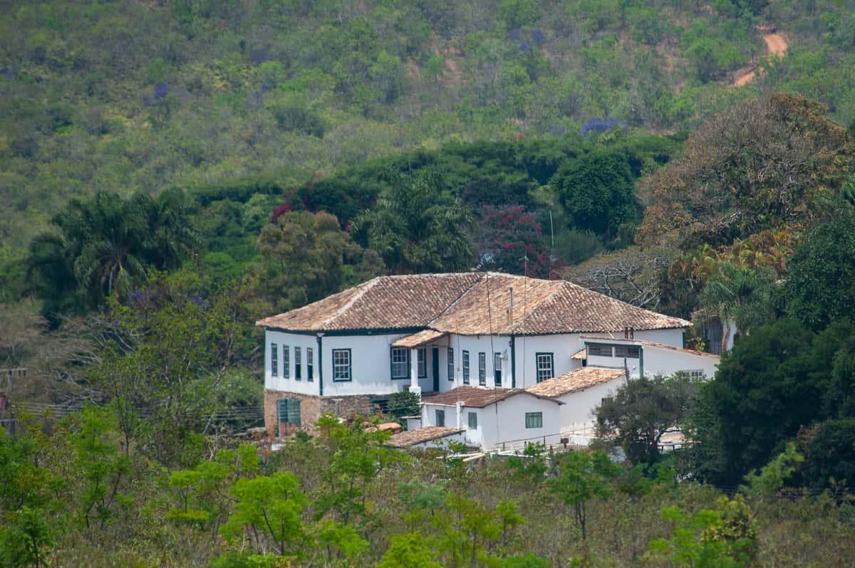 Fazenda Cachoeira home