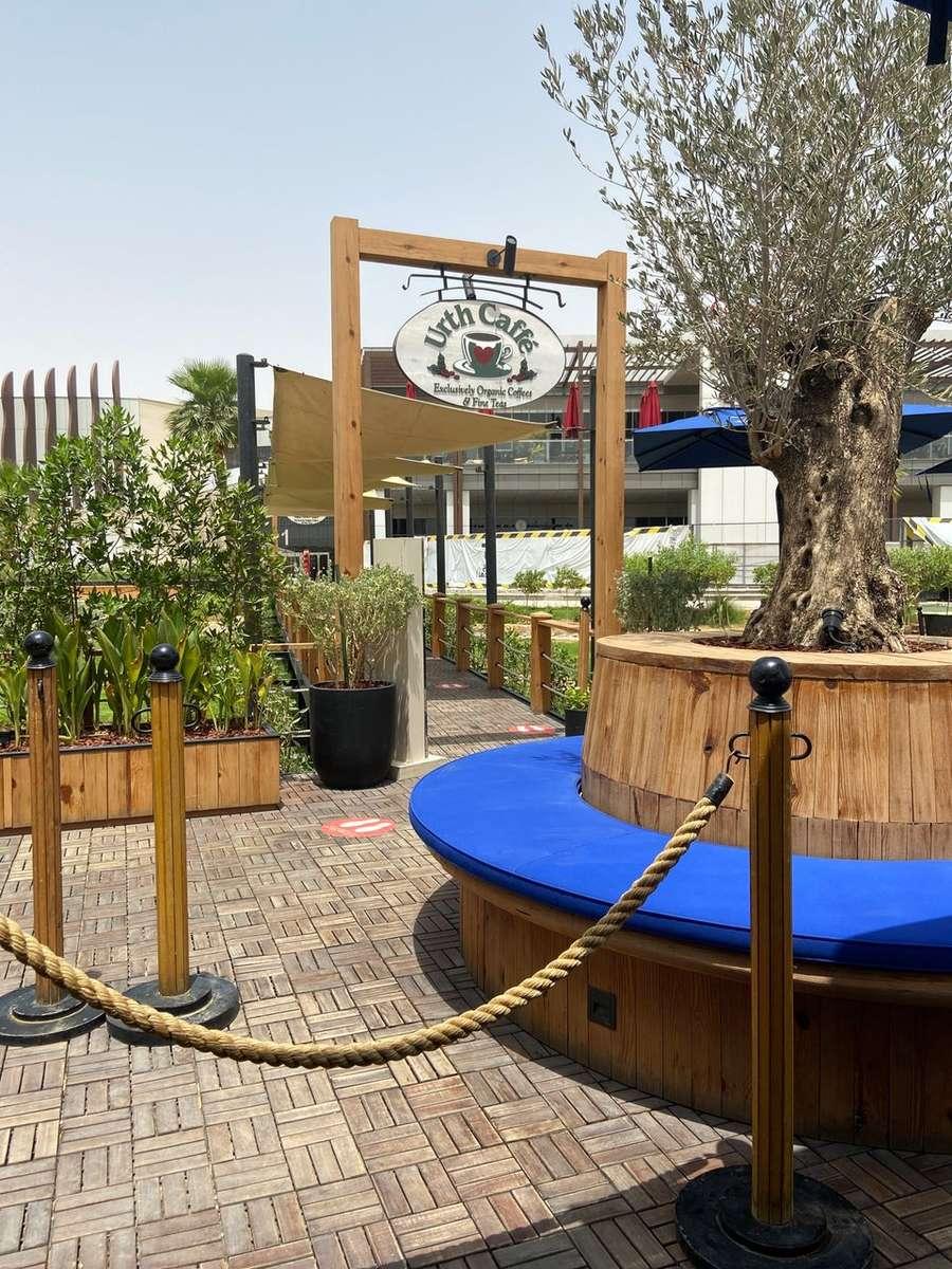 Urth Caffé Riyadh Park – Riyadh.