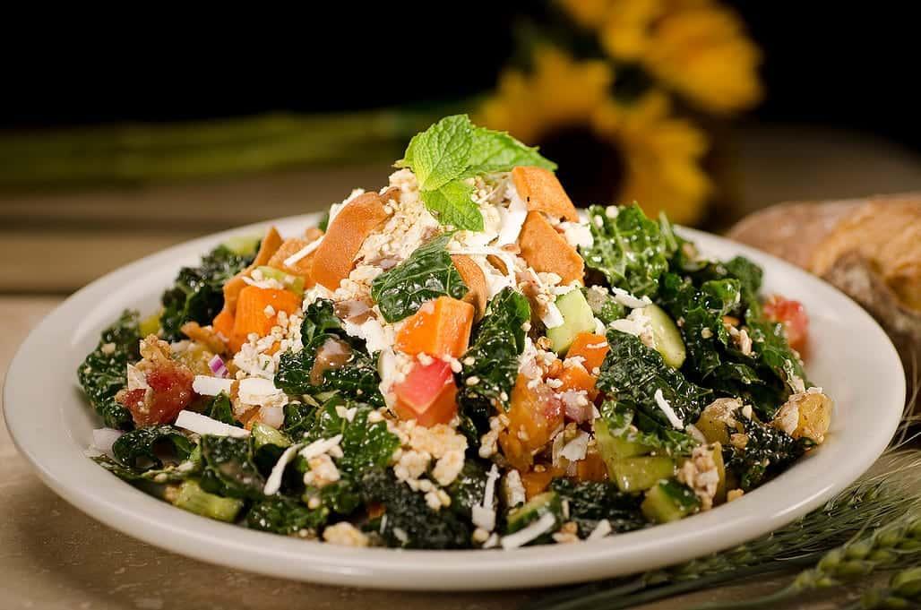 Caravan Kale Salad
