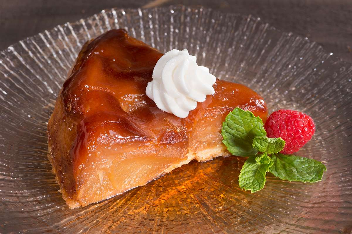 Apple Tarte Tatin