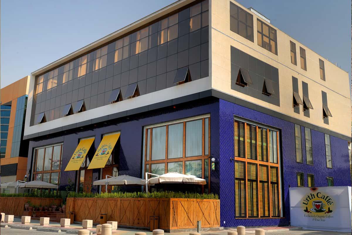 Urth Caffe Tahliya in Riyadh