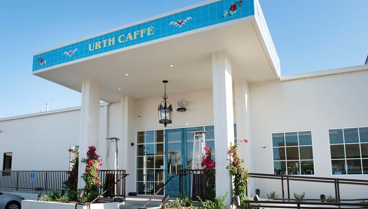 Urth Caffe South Bay entrance