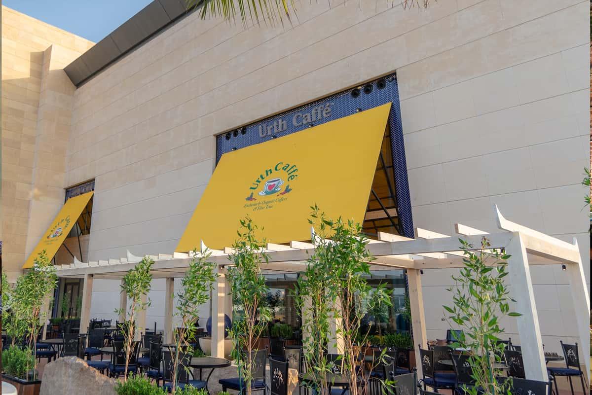 Urth Caffé Le Prestige in Jeddah