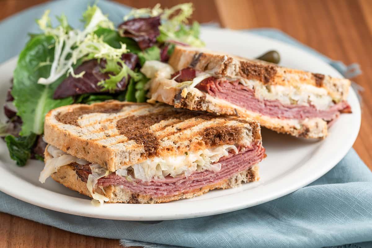 "The ""New Yorker"" Sandwich"