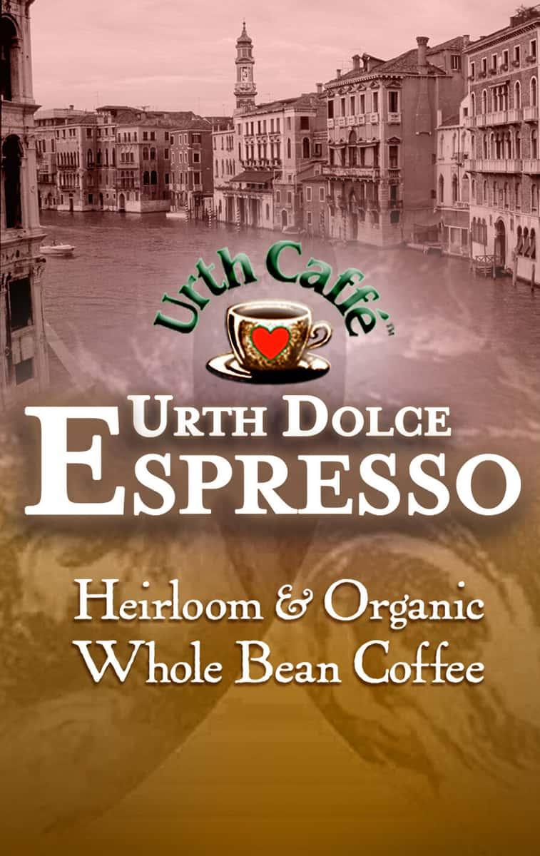 Bag of Urth Dolce Espresso