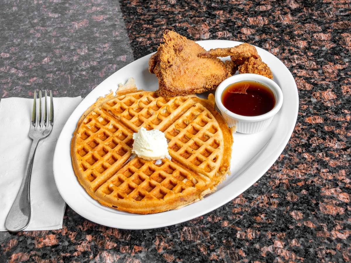 2pc Chicken & 1Waffle