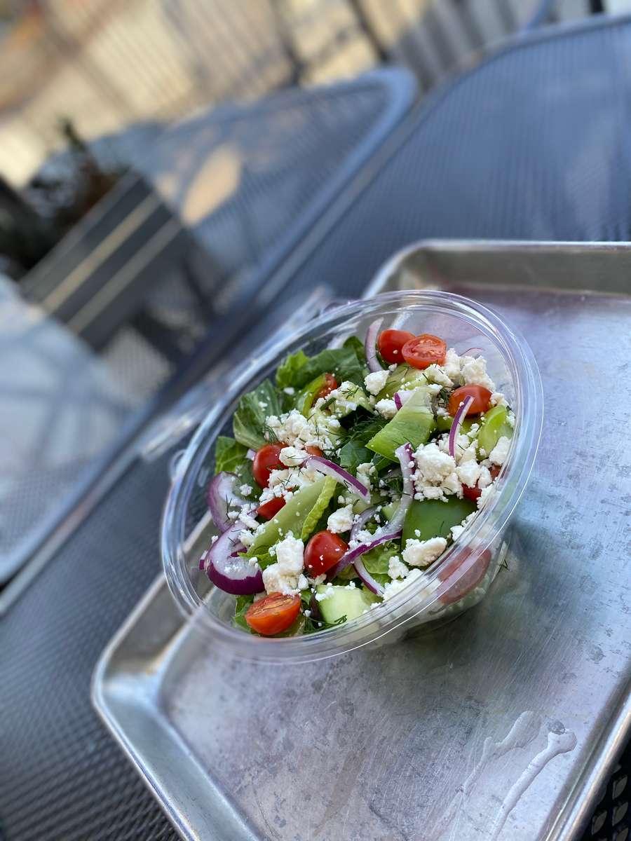 Meditreol Salad