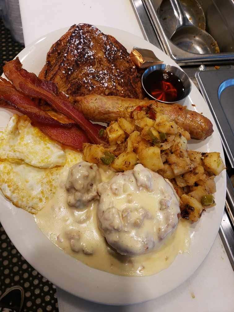 Zo's Big Breakfast