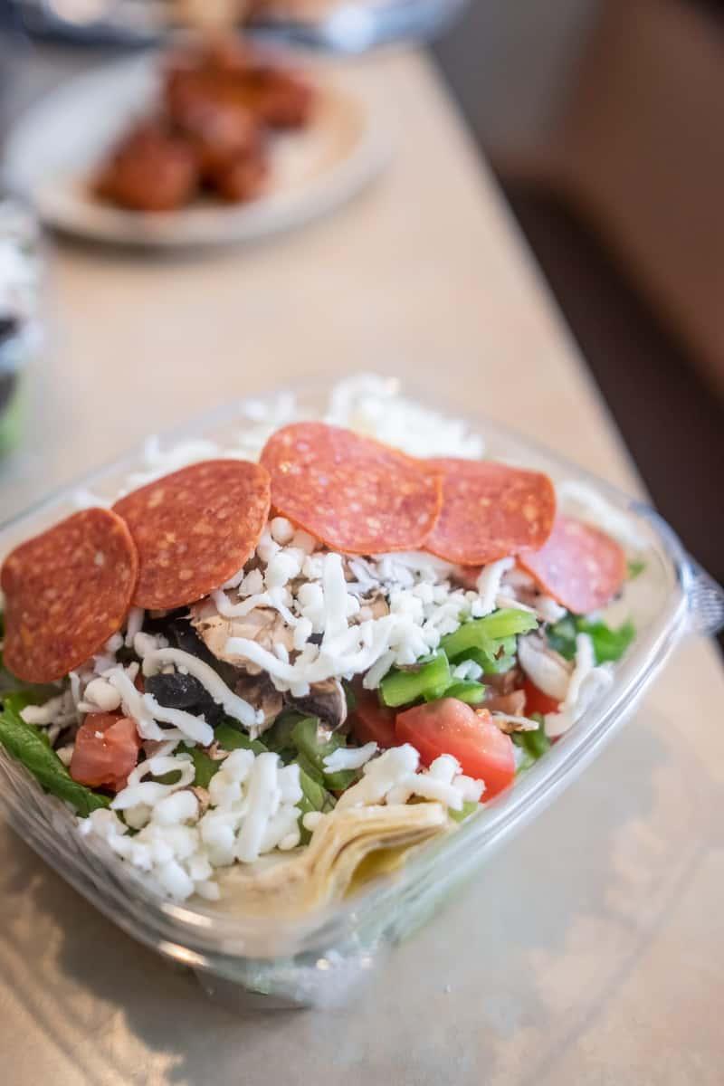 Italian Sky Salad