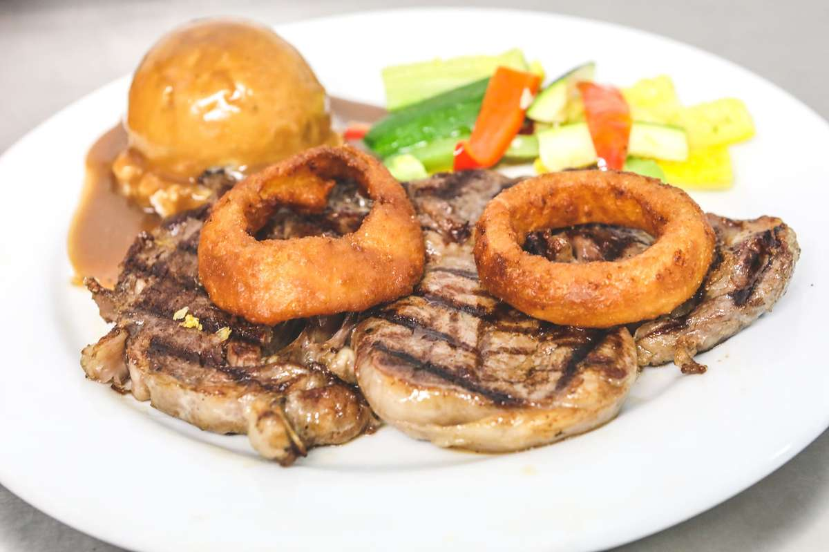 Angus Steak Dinner