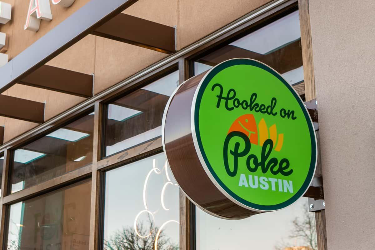 Poke Austin Exterior