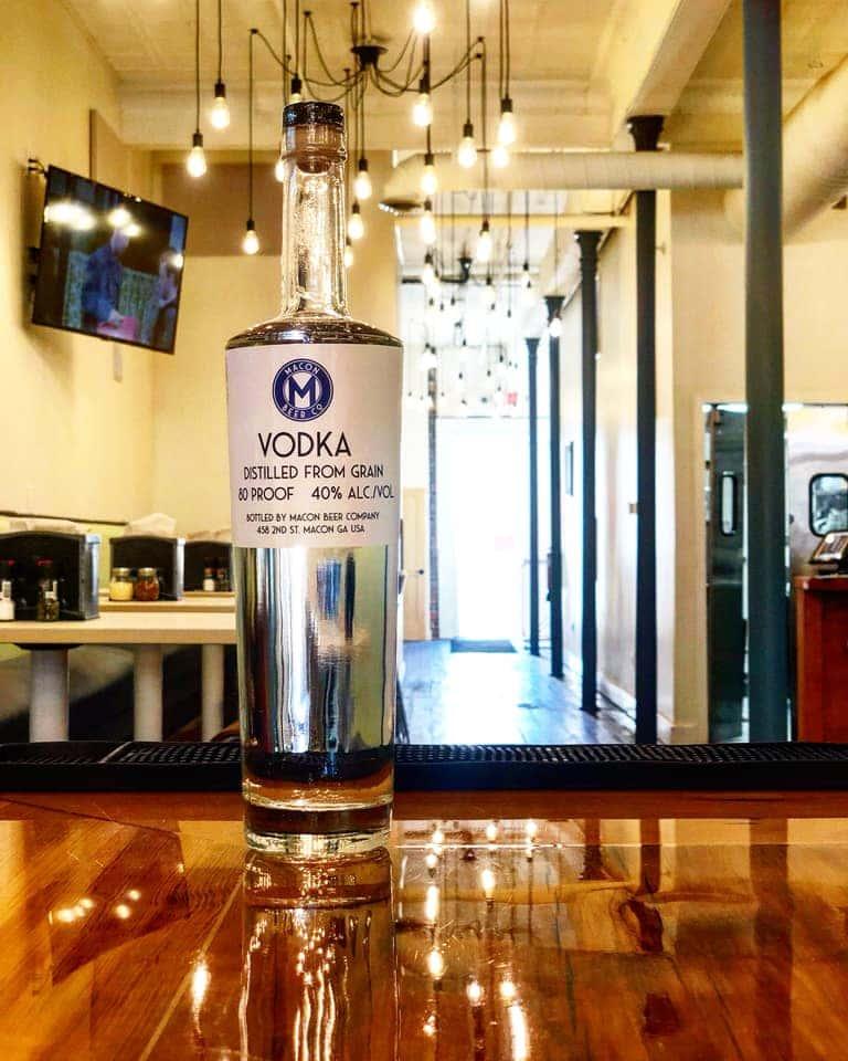 distillery vodka