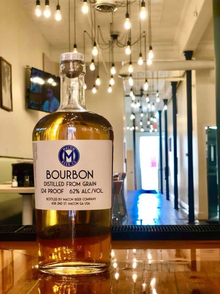 macon distillery bourbon