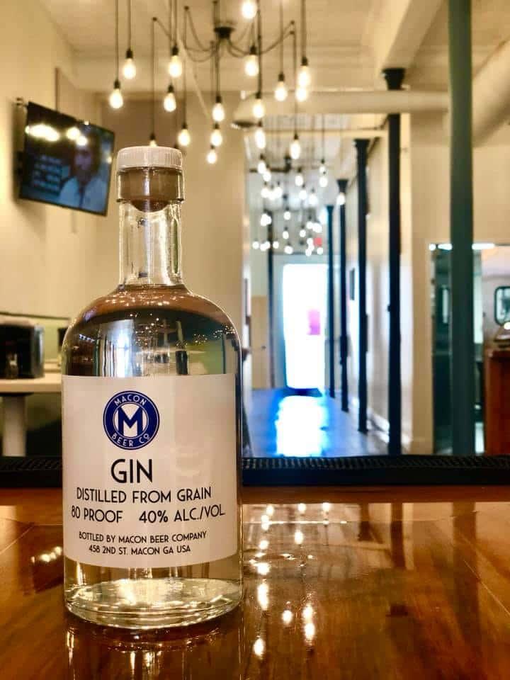 macon distillery gin