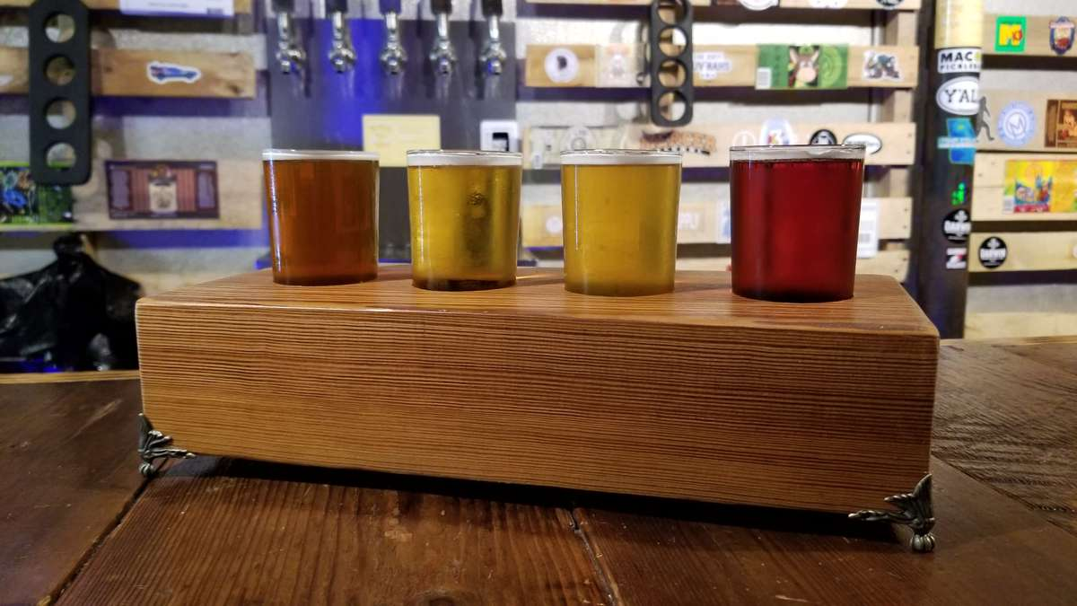 Beer Flights (Choice of Four)