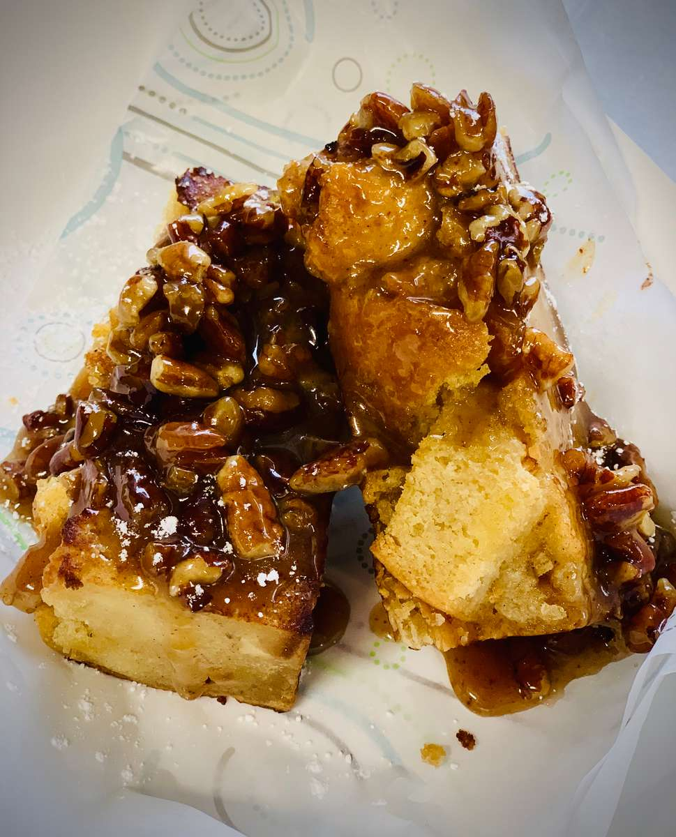 Griddle Baked French Toast