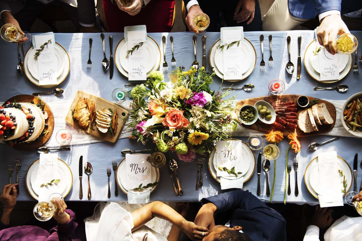 One-Stop Wedding Recepton Packages