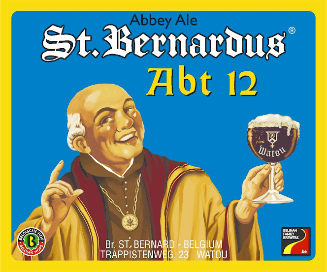 Tripel/Quad: St. Bernardus Abt 12