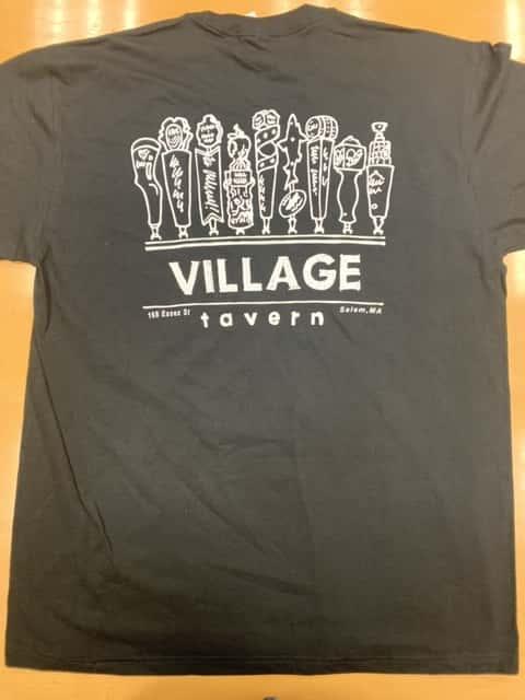 Original Taps Black (Bartender/Server Shirt)