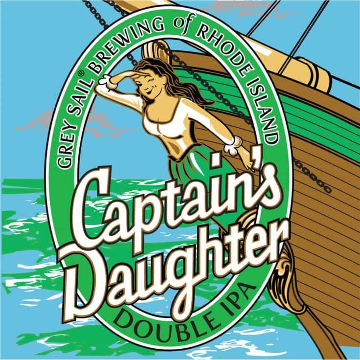 Grey Sail Captain's Daughter