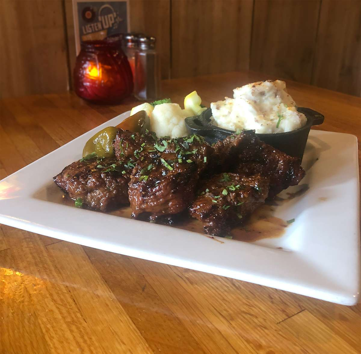 *Tenderloin Steak Tips