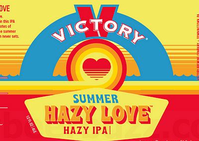 Victory Summer Hazy Love