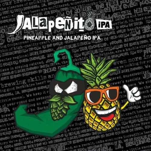 Berkshire Brewing Company Jalapenito