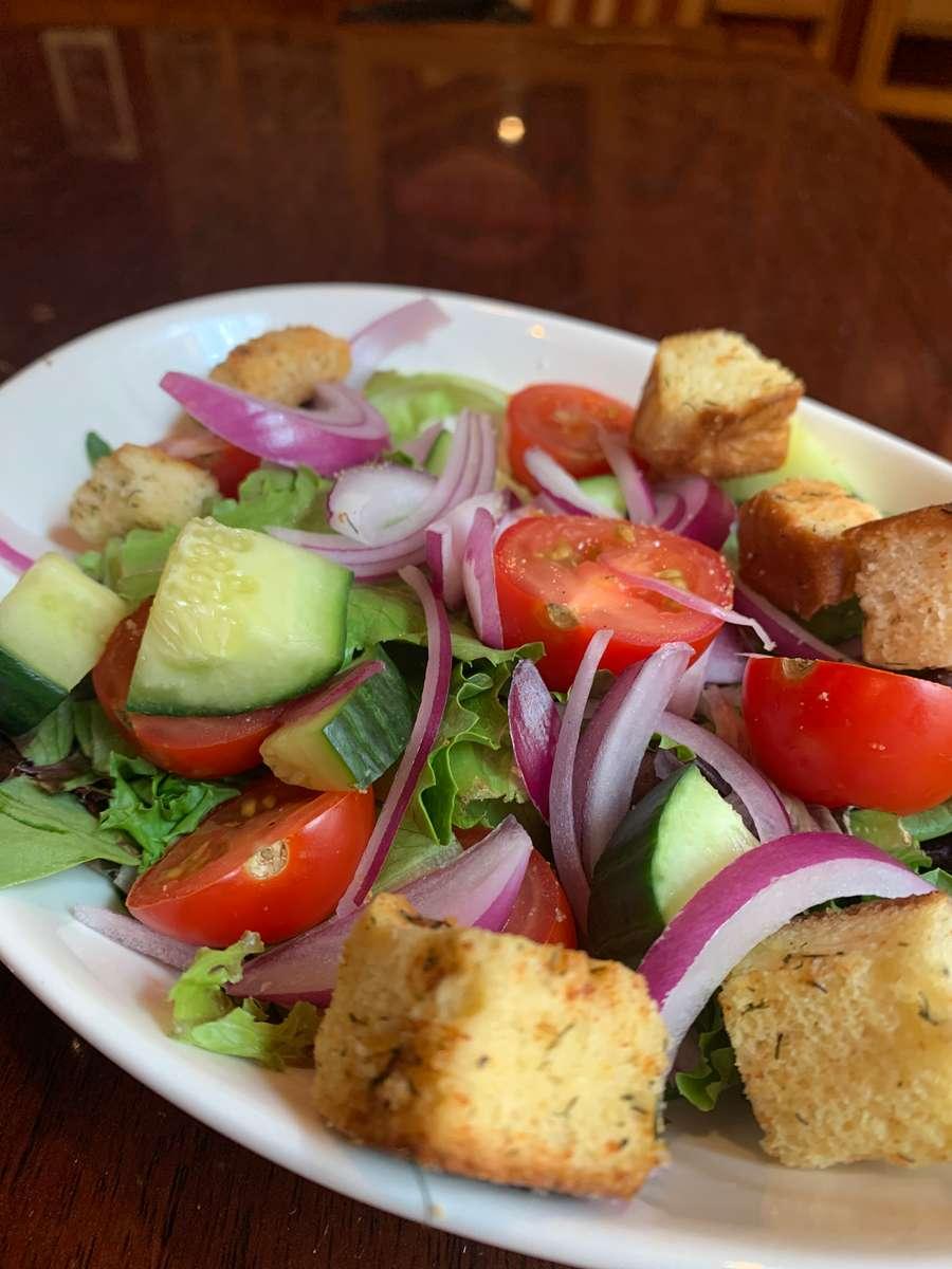 The Village Garden Salad