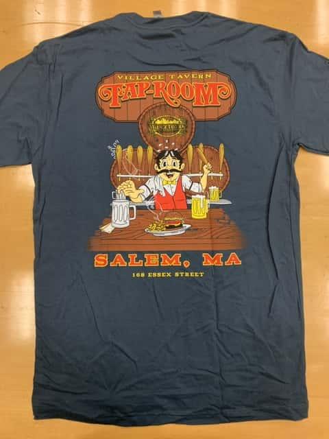 Taproom Blue (Barback Shirt)