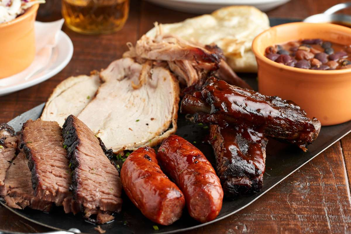 BBQ Sampler For Two / Four