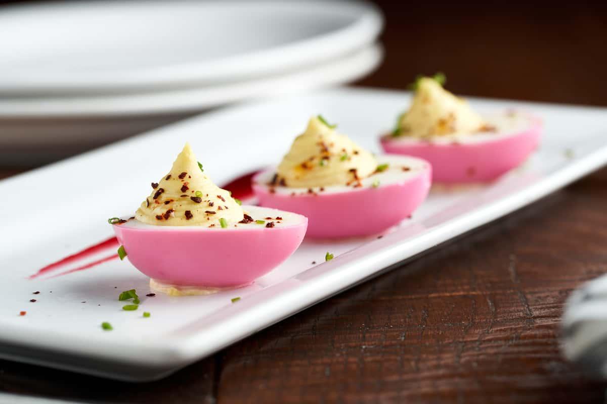 Hickman Deviled Eggs